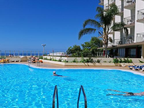 Zonvakantie Madeira – Florasol Residence***