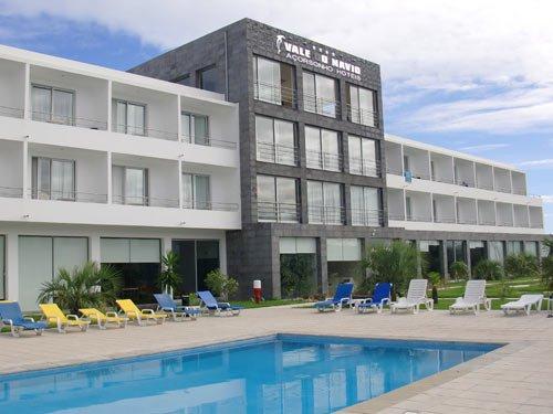 Fly-drive Azoren – São Miguel – Hotel Vale do Navio