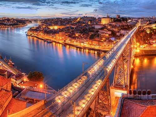 Fly-drive Porto & de Spaanse fjorden