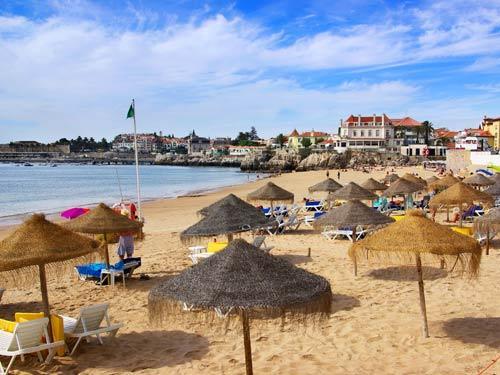 Fly-drive Lissabon en Strand