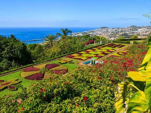 Combinatiereis Madeira & Porto Santo