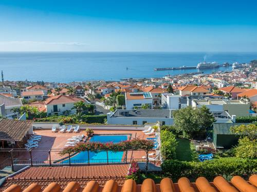 Zonvakantie Madeira – Apt Quinta Mae Dos Homens***