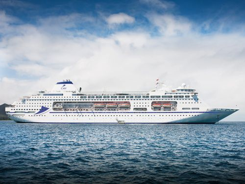 Cruise Canarische Eilanden en Portugal