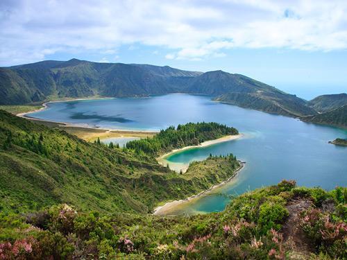 Individuele excursiereis Azoren