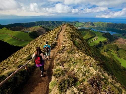 Wandelvakantie Azoren