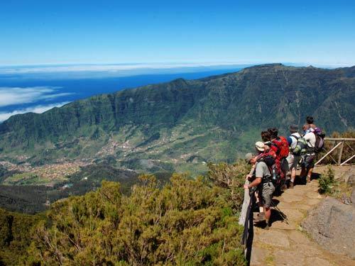 Excursiereis Bloemeneiland Madeira