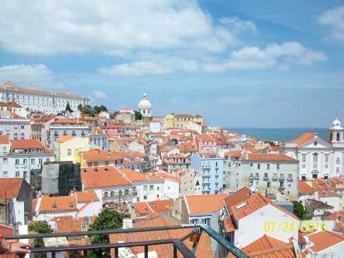 Lissabon – Hotel Miraparque