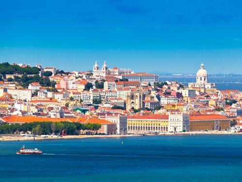 Fly-drive Lissabon, Alentejo & strand