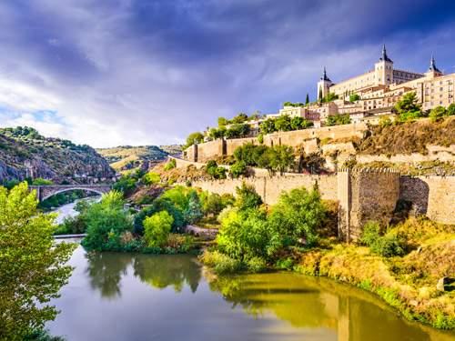 Single Reis Highlights van Spanje en Portugal