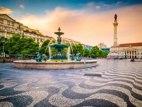 Lissabon – Hotel Turim Saldanha