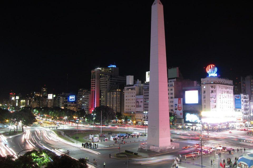 argentinie vakantie